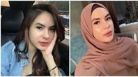Berparas blasteran, ini penampilan Steffi Zamora saat pakai hijab yang memesona. (Sumber: Instagram/@steffizamoraaa)