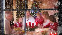 Hari Raya Natal, 25 Desember. (iStockphoto)