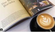 Bekraf meluncurkan buku tentang kopi Indonesia. (dok.Instagram @santhiserad_food/https://www.instagram.com/p/BrSVHuRgBYJ/Henry