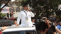 Prabowo Subianto. (Liputan6.com/Nafiysul Qodar)