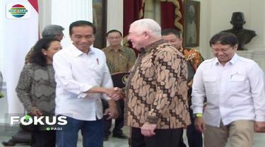 Akhirnya, Indonesia resmi miliki 51 persen saham PT Freeport Indonesia.