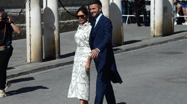 Victoria Beckham dan David Beckham