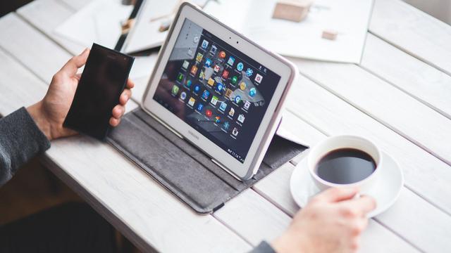 Ilustrasi tablet, tablet Android. Kredit: Karolina Grabowska via Pixabay