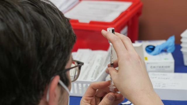 Ilustrasi vaksin