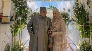 7 Potret Resepsi Pernikahan Ameer Azzikra Adik Alvin Faiz, Berlangsung Tertutup dan Mewah