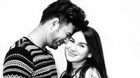 Ammar Zoni dan Irish Bella mesra (Instagram/_irishbella_)