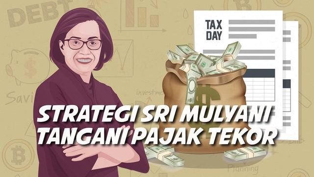 Penerimaan pajak 2019 disebut loyo. Tahun ini Sri Mulyani akan keluarkan jurus untuk genjot pajak.