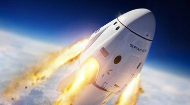 SpaceX. Dok: https://www.spacex.com/