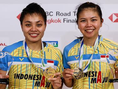Foto: 3 Kali Tampil di Olimpiade, Greysia Polii Ditemani 3 Partner Berbeda, Apriyani Rahayu Terbaru