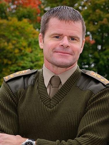 Wakil Komandan kedua Militer Kanada Letnan Jenderal Mike Rouleau. (canada.ca)