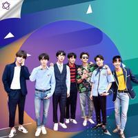 Berikut ini 5 fakta di balik comeback BTS yang mengusung tajuk Love Yourself: Answer. (Foto: AFP / Frazer Harrison / Getty IMAGES NORTH AMERICA, Desain: Nurman Abdul Hakim/Bintang.com)