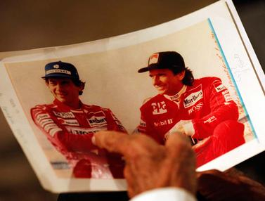 Mengenang 20 Tahun Tewasnya Ayrton Senna