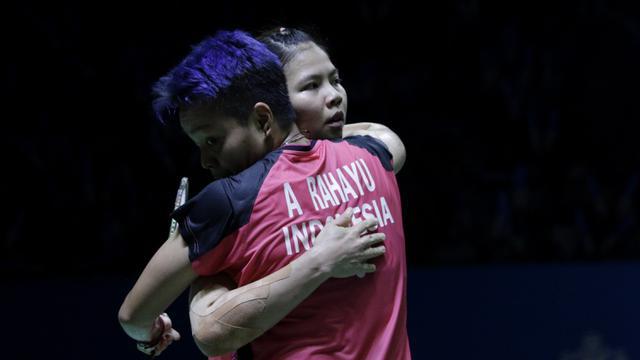 Indoensia Open 2019 : Greysia Polii/Apriyani Rahayu