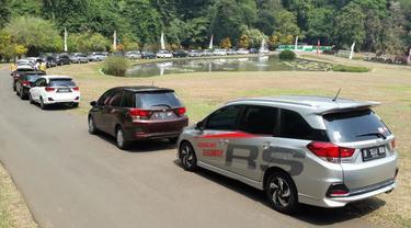 Adu Irit, Konsumsi BBM Honda Mobilio Tembus 26,7 Km/Liter