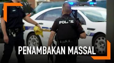 Insiden penembakan massal terjadi di komplek gedung pemerintahan Virginia. Akibatnya 11 orang tewas dan 6 lainnya mengalami luka-luka.
