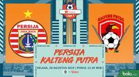 Liga 1 2019: Persija Jakarta vs Kalteng Putra. (Bola.com/Dody Iryawan)