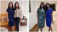 Kebersamaan Glenca Chysara dan Ivanka Suwandi. (Sumber: Instagram.com/ivanka.suwandi)