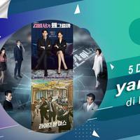 Berikut 5 drama Korea baru yang tayang di bulan Juni 2018.