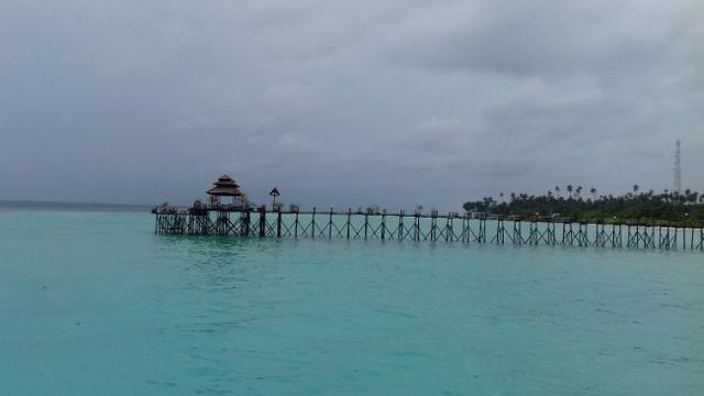 Pulau Maratua, Kepulauan Derawan, Kalimantan Timur