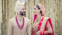 Sonam Kapoor dan Anand Ahuja menikah [foto: NDTV]