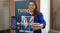 Head of Marketing Indonesia for HMD Global, Miranda Warokka. Liputan6.com/ Agustin Setyo Wardani