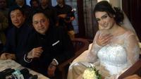 Feby Febiola resmi menikah untuk yang kedua kalinya
