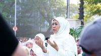 Gubernur Jawa Timur Khofifah (Sumber: Instagram/surabaya)