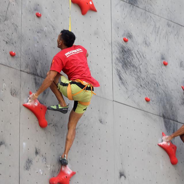 Panjat Tebing Putra Gagal Sumbang Emas Di Asian Games 2018 Asian Games Liputan6 Com
