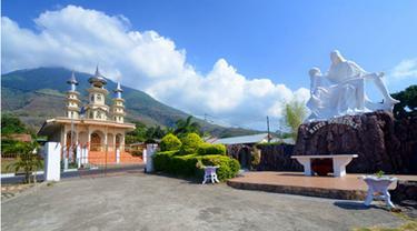 Pagi Indah di Kota Religi Ujung Timur Flores