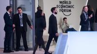 Ketika para delegasi berkumpul, sebuah studi PBB telah memperingatkan tentang meningkatnya tingkat ketidaksetaraan global. (Liputan6/AFP)