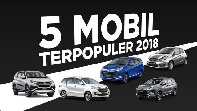 Hingga bulan Oktober 2018, sebanyak 962,697 unit mobil terjual di Indonesia.