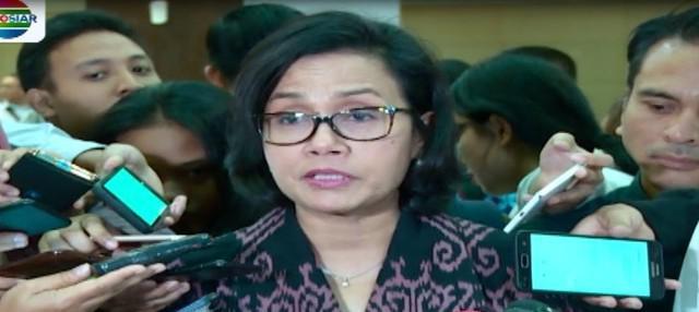 Menurut Menteri Keuangan Sri Mulyani, jumlah wajib pajak yang melapor terus meningkat sejak tahun lalu.