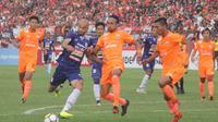 Liga 1 2018 PSIS Semarang Vs Persija Jakarta (Bola.com/Ronald Seger)