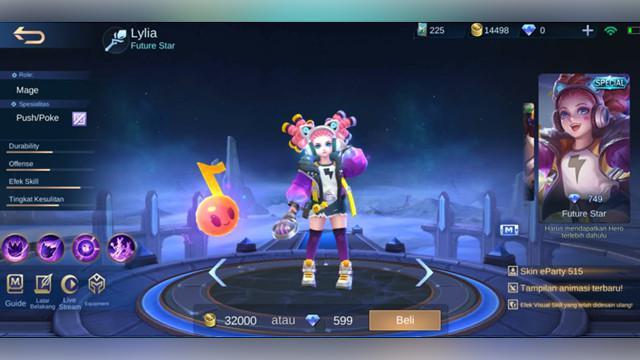 Lylia: Future Star