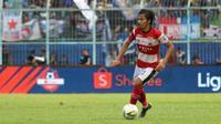 Pemain Madura United, Andik Rendika. (Aditya Wani/Bola.com)