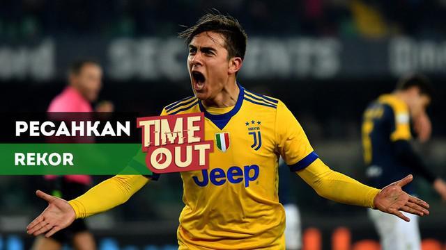 Berita video Manchester United siap memecahkan rekor transfer untuk striker Juventus, Paulo Dybala.