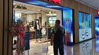 Tampilan muka toko Levi's NextGen di Grand Indonesia. (Liputan6.com/Dinny Mutiah)