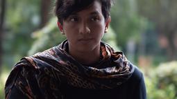 """""""Bulan Ramadan itu job tentunya makin sepi,"""" kata Ge saat ditemui di kawasan Kemang, Jakarta Selatan, Rabu (23/5) dilansir dari Kapanlagi. (instagram/gepamungkas)"""