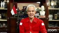 Ketua Umum Pengurus Pusat (PP) Keluarga Alumni Gadjah Mada (Kagama) Ganjar Pranowo. (Ist)