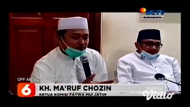 Majelis Ulama Indonesia (MUI) Provinsi Jawa Timur, menegaskan penggunaan vaksin Astrazeneca halal dan suci, digunakan dalam proses vaksinasi Covid-19. Keputusan tersebut berdasarkan hasil musyawarah ahli fiqih dan pakar di Jawa Timur.
