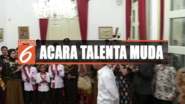 Tradisi merayakan kehebatan talenta muda Indonesia bidang musik ini bertujuan menginspirasi anak muda nusantara lainnya.
