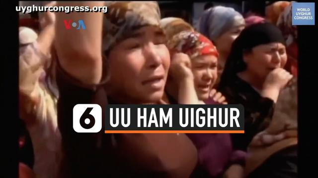 respon uighur