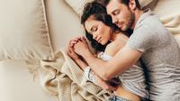 Ilustrasi pasangan dan hubungan (iStockphoto)