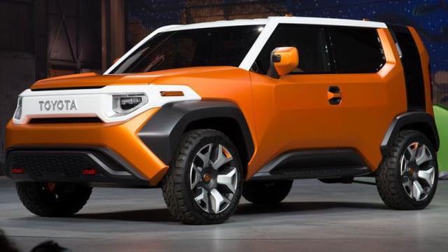 Toyota Ft 4X >> Pabrik Baru Di Amerika Akan Rakit Toyota Ft 4x Segera