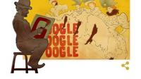 Ulasan mengenai lukisan langka sang seniman Prancis di google doodle.