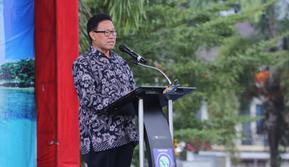 Kementerian Pertanian menegaskan komitmennya untuk mendorong produktivitas pangan nasional untuk meningkatkan kesejahteraan petani.