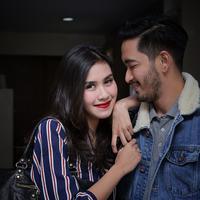 Beberapa bulan lagi, Syahnaz Shadiqa dan Jeje Govinda akan menikah. Berbagai persiapan jelang nikah terus dilakukan. Adik Raffi Ahmad itu akan menikah pada 21 April 2018 mendatang. (Deki Prayoga/Bintang.com)