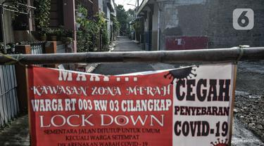 Kasus Positif Covid-19 di Zona Merah Cilangkap Bertambah Jadi 104 Warga