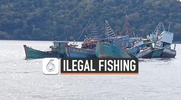 Penenggelaman kapal-kapal ikan milik asing yang dipimpin langsung oleh Menteri Kelautan dan Perikanan Susi Pudjiastuti dilakukan di dua titik di Kalimantan Barat.