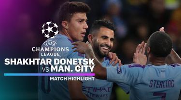 Berita video highlights Liga Champions 2019-2020 antara Shakhtar Donetsk melawan Manchester City yang berakhir dengan skor 0-3, Rabu (18/9/2019).